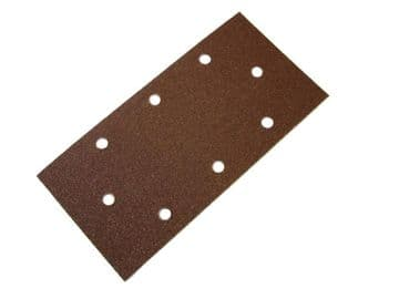 1/3 Sanding Sheet B/D Perforated Assorted (Pack 5)